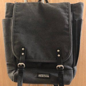 """Kenneth Cole """"Reaction"""" Brand, Canvas Backpack"""